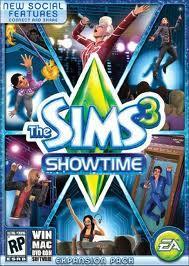 Descargar The Sims 3 Showtime [MULTI][Expansion][FLT] por Torrent